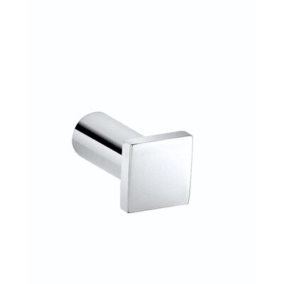 "WS Bath Collections Metric 1.6"" x 0.8"" Single Hook"