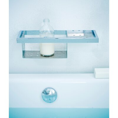 "WS Bath Collections Urban 15.8"" Soap Dish"