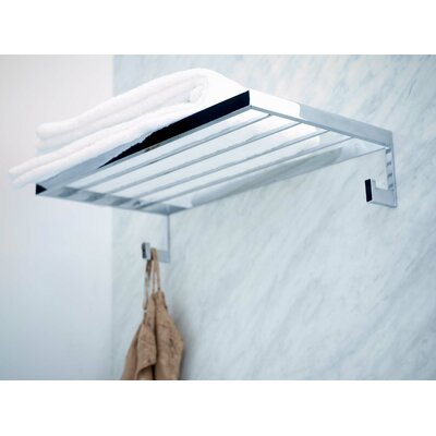 WS Bath Collections Urban Wall Mounted Towel Rack