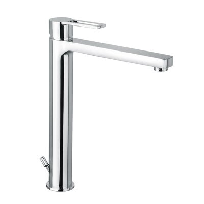 WS Bath Collections Ringo Single Hole Bathroom Faucet with Single Handle