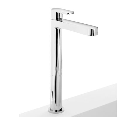 WS Bath Collections Linea Muci Single Handle Single Hole Bathroom Faucet