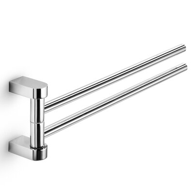 WS Bath Collections Muci Double Towel Bar