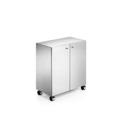 WS Bath Collections Linea Runner Free Standing Storage Unit