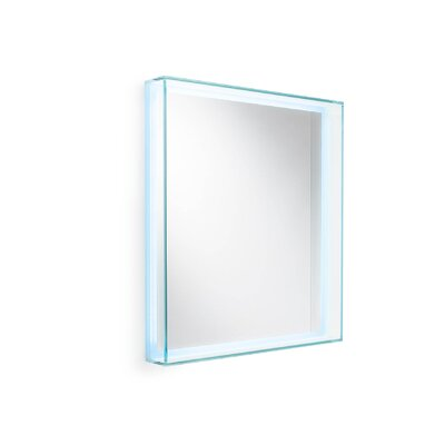 "WS Bath Collections Linea Speci 31.5"" x 27.6"" Wall Mirror"