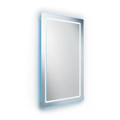 "WS Bath Collections Linea Speci 34.5"" x 27.6"" Wall Mirror"