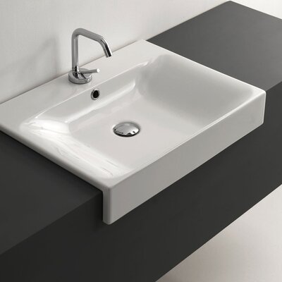 WS Bath Collections Kerasan Cento Vessel Bathroom Sink