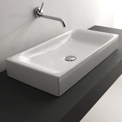 WS Bath Collections Kerasan Cento Vessel Bathroom Sink