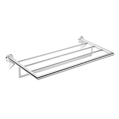 WS Bath Collections Kubic Cool Towel Rack