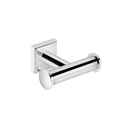 WS Bath Collections Kubic Class Spare Toilet Paper Holder