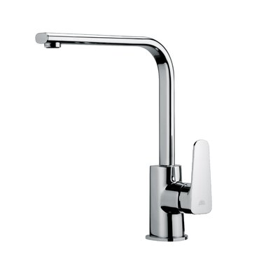 Fonte Sly One Handle Single Hole Kitchen Faucet