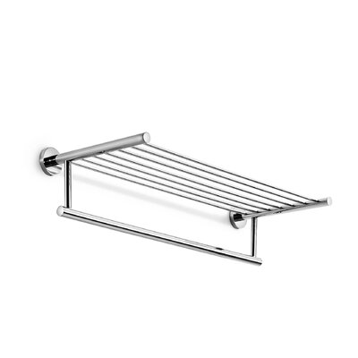 WS Bath Collections Spritz Towel Rack