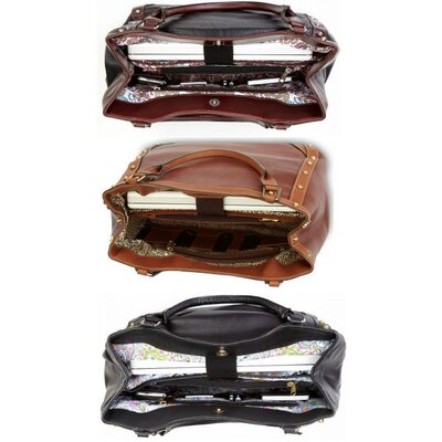 Korchmar LaRomana Business / Comptuer Tote Bag