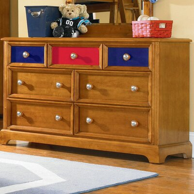 Build-A-Bear by Pulaski Bearific  7-Drawer Dresser