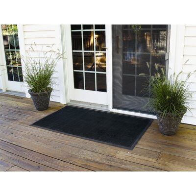 Design by AKRO Rubber Brush Doormat