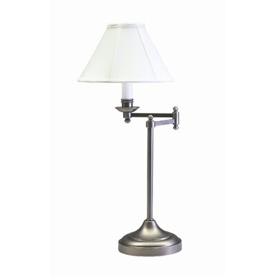 House of Troy Club Swing Arm Table Lamp