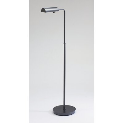 House of Troy Generation  Adjustable Pharmacy Floor Lamp in Granite