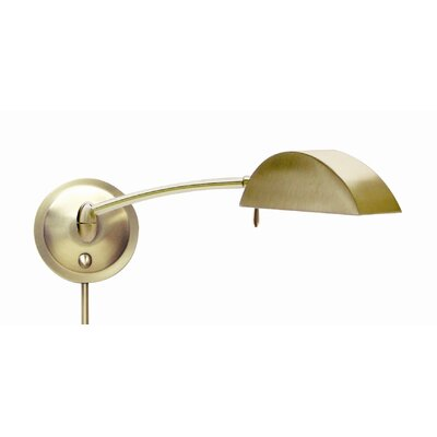 House of Troy Vision Swing Arm Wall Lamp