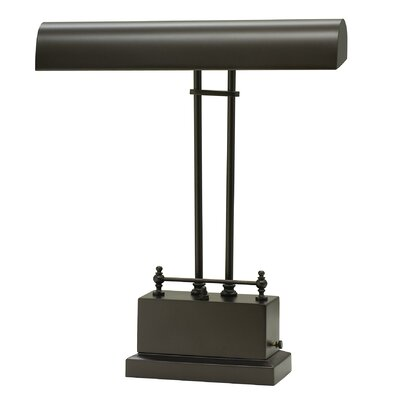 house of troy led battery operated piano desk 14 h table lamp. Black Bedroom Furniture Sets. Home Design Ideas