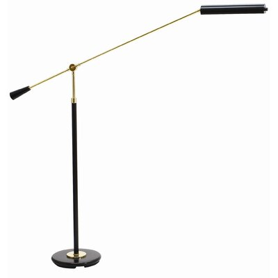 House of Troy Grand Piano 1 Light Floor Lamp