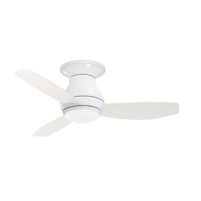 "Emerson Ceiling Fans 44"" Curva Sky 3 Blade Ceiling Fan with Remote"