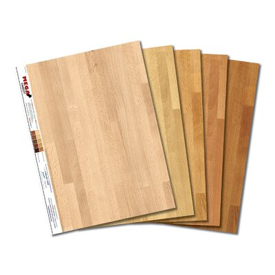MEGA Swatch Light MEGA Swatch Hardwood Floor Prints – 5 pk