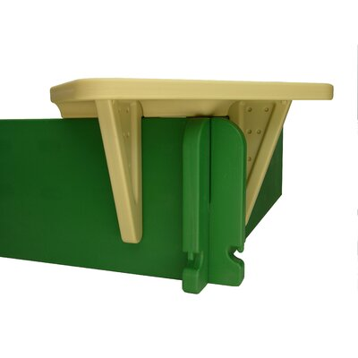 Sandlock Sandboxes Corner Seat Set