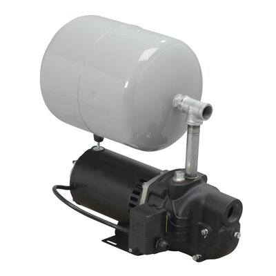 1/2 HP Shallow Well System with 4.4 Gallon Well X-Trol Precharged Tank