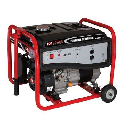 Amico Power Corp 2,500 Watt Portable Gasoline Generator