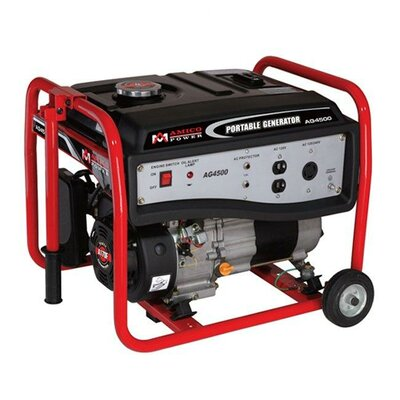 Amico Power Corp 3,500 Watt Portable Gasoline Generator