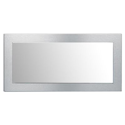 "Blomus Muro 14"" H x 27.5"" W Mirror"