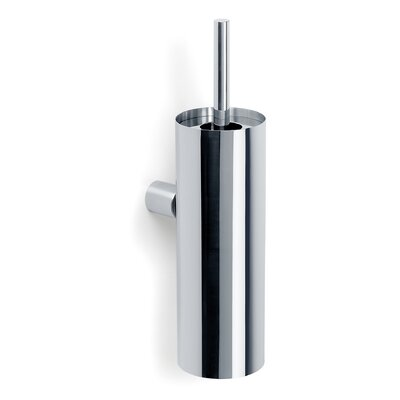 Blomus Duo Polished Wall-Mounted Toilet Brush