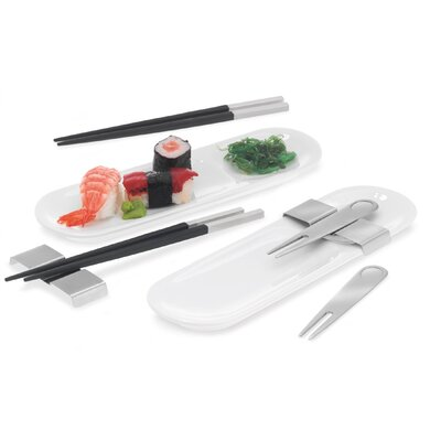 Blomus Gaio Sushi / Finger Food Set by Flöz Design