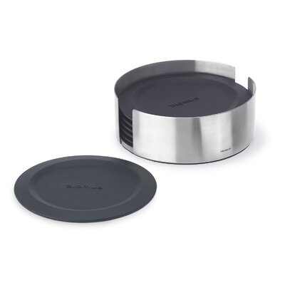 Blomus Lareto Coasters by Flöz Design (Set of 6)