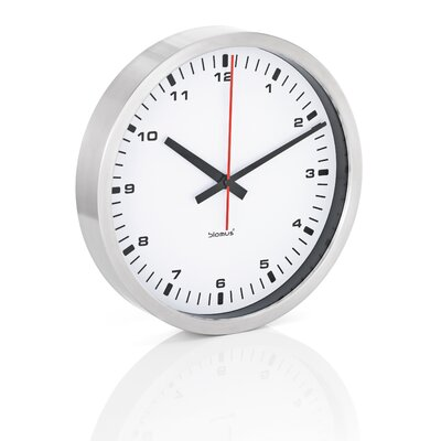 "Blomus Era 15.75"" Wall Clock"