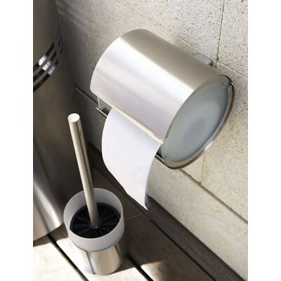 Blomus Tarro Wall-Mounted Toilet Paper Dispenser