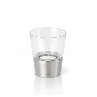 Blomus Calice Glass Hurricane Candle Holder