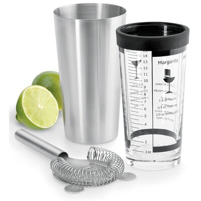 Blomus Lounge Boston Shaker Bar Set