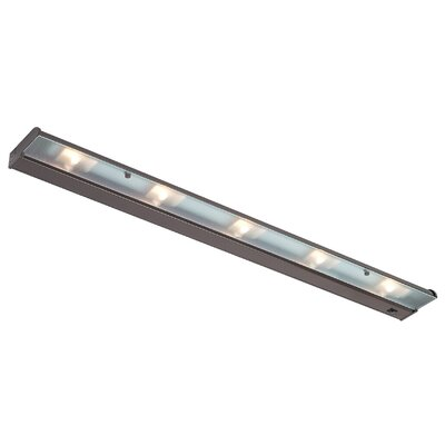 CSL New Counter Attack Four Light Halogen Under Cabinet Light