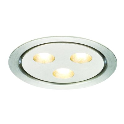 Bantam 3 Light Adjustable Puck Light