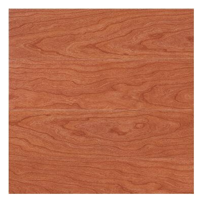 "Metroflor Metro Design Wood 4"" X 36"" Vinyl Plank in Light Cherry"