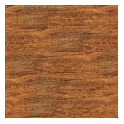 "Metroflor Solidity 20 Century 4"" x 36"" Vinyl Plank in Select Walnut"