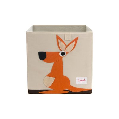 3 Sprouts Kangaroo Storage Box