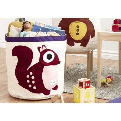 3 Sprouts Squirrel Storage Bin
