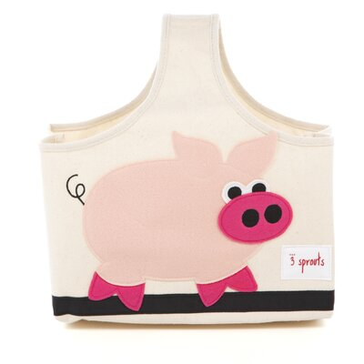 3 Sprouts Pig Storage Caddy