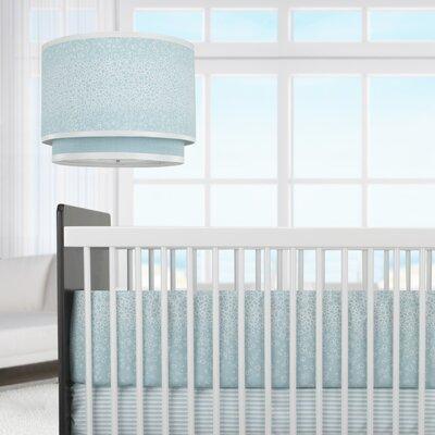 Oilo Raindrops 3 Piece Crib Bedding Set