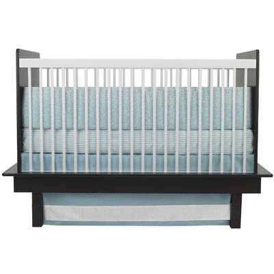Oilo Raindrops 3 Piece Crib Bedding Set