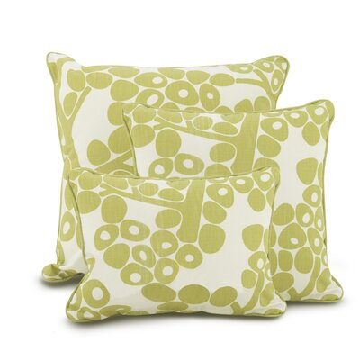 Oilo Modern Berries Bedding Collection in Green