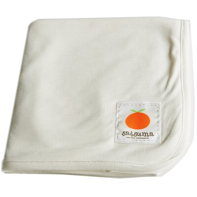 Satsuma Designs Bamboo Swaddling Blanket in Natural
