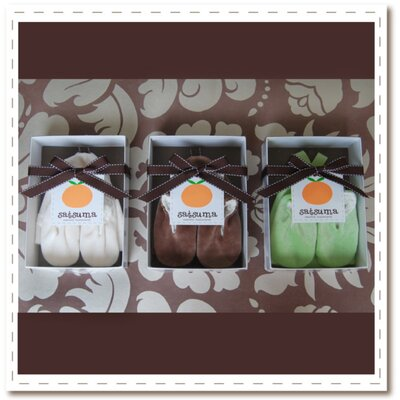 Satsuma Designs LLC Top To Tootsies Gift Set