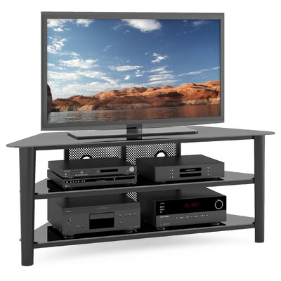 "dCOR design Alturas 60"" Corner TV Stand"